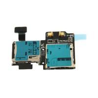 Cable Flexible Lector SIM y MicroSD Samsung Galaxy S4