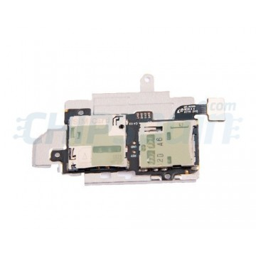 Cable Flexible con Lector SIM/Micro SD Samsung Galaxy SIII