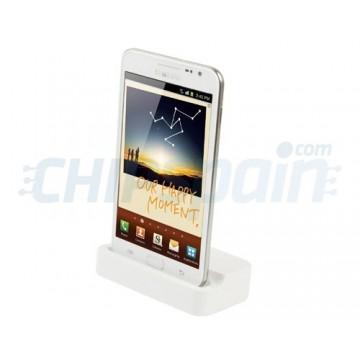 Base de Carga/Sincro Samsung Galaxy Note Blanco