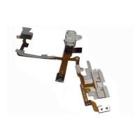 Cable Flexible Encendido y Audio iPhone 3G/3GS -Blanco