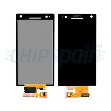Tela Cheia Sony Xperia S -Preto