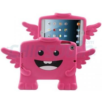 Protector Infantil iPad Mini/iPad Mini 2/iPad Mini 3 Magenta