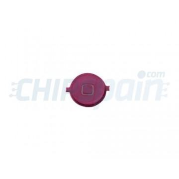Botão Home iPhone 4 -Roxo