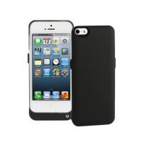 Funda 5GT con Bateria Externa Ultrafina 2400mAh iPhone 5 -Negro