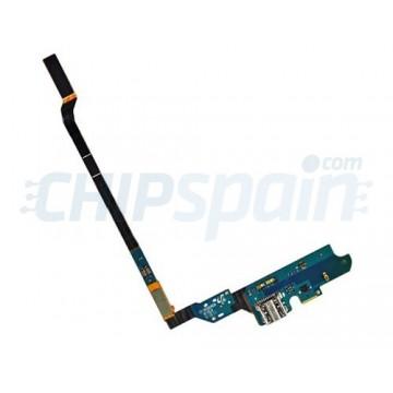 Cable Flexible con Conector Carga/Datos Samsung Galaxy S4 i9500