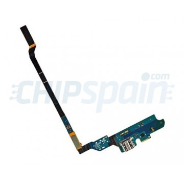 Cabo flexível com carregamento/conector de dados Samsung Galaxy S4 i9500