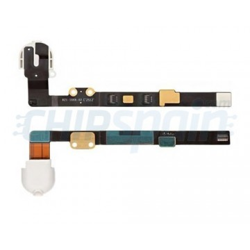 Flexible Connector Cable Jack iPad Mini White