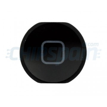 Botão Home iPad mini/mini iPad 2 Preto