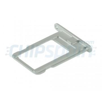 Nano Porta SIM iPhone 5 -Plata
