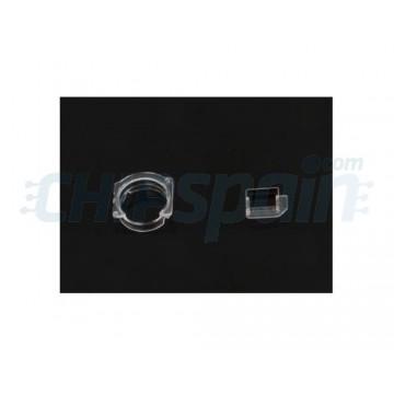 Câmera de fixação de cristal para iPhone 5 sensor