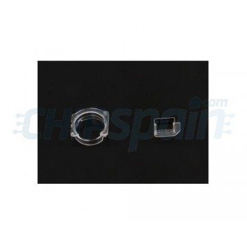 Crystal clamping Camera for IPhone 5 Sensor