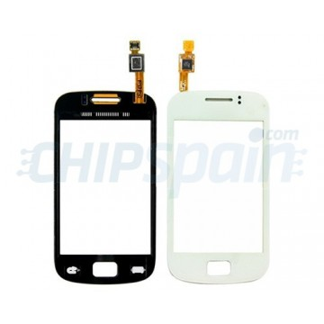 Vidro Digitalizador Táctil Samsung Galaxy Mini 2 (S6500i) -Blanco