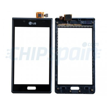 Touch screen with frame LG Optimus L7 -Black