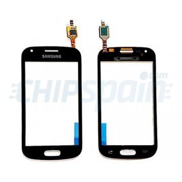 Vidro Digitalizador Táctil Samsung Galaxy Trend/S Duos -Preto