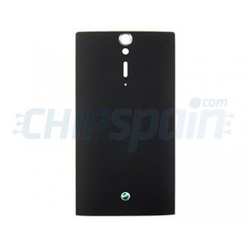 Tapa Trasera Batería para Sony Xperia S/Arc HD -Negro