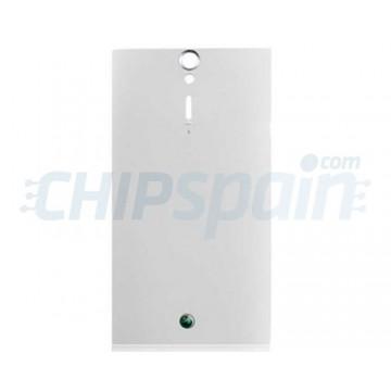 Tapa Trasera Batería para Sony Xperia S/Arc HD -Blanco