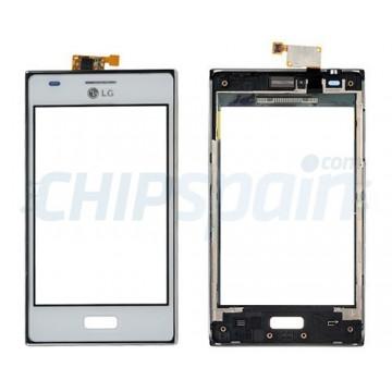 Pantalla Táctil com Quadro LG Optimus L5 -Branco
