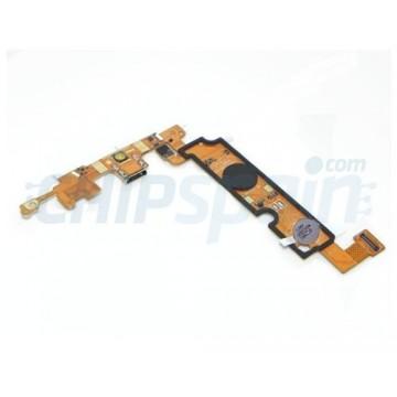 Cable Flexible con Conector de Carga LG Optimus L5