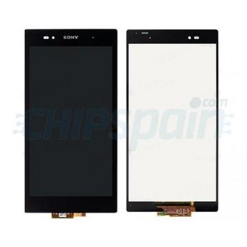 Full Screen Sony Xperia Z Ultra -Black
