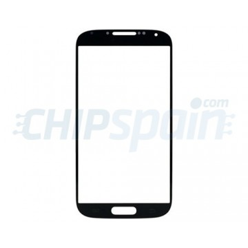 Cristal Exterior Samsung Galaxy S4 -Negro