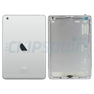 Carcasa Trasera iPad Mini WiFi Plata