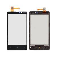 Touch screen Nokia Lumia 820 -Black