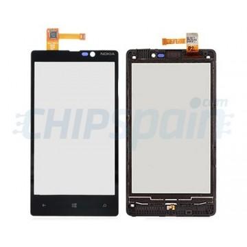 Pantalla Táctil Nokia Lumia 820 -Preto