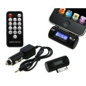 Transmitter FM 30 PIN iPhone/iPad/iPod with Remote Control