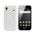 Carcasa Perforated Series Samsung Galaxy Ace -Blanco