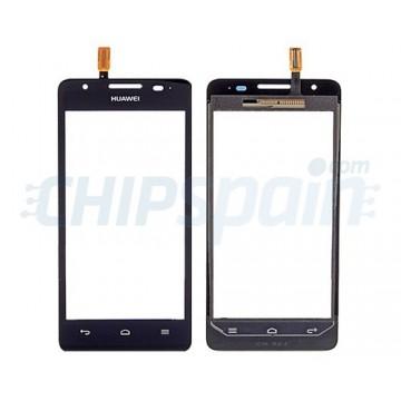 Vidro Digitalizador Táctil Huawei Ascend G510 -Preto