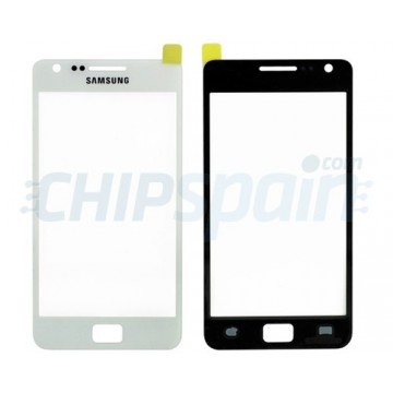 Exterior Glass Samsung Galaxy SII-White