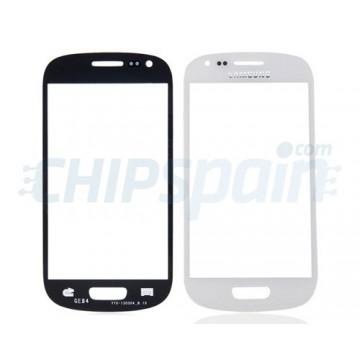 Cristal Exterior Samsung Galaxy SIII Mini -Blanco
