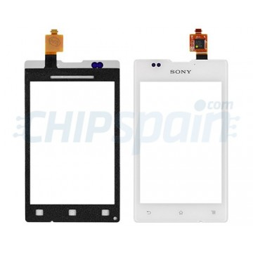 Vidro Digitalizador Táctil Sony Xperia E -Branco
