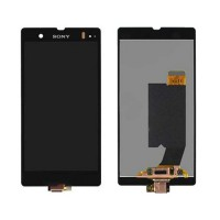 Full Screen Sony Xperia Z -Black