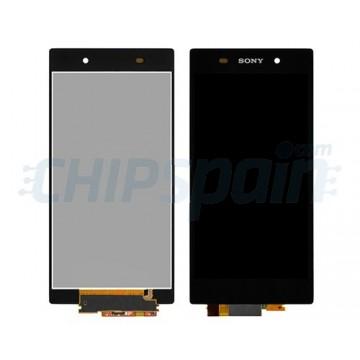 Ecrã Tátil Completo Sony Xperia Z1 L39H C6902 Preto
