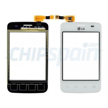 Vidro LG Optimus L3 II Dual -Branco