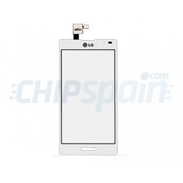 Vidro Digitalizador Táctil LG Optimus L9 II -Branco