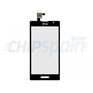 Vidro Digitalizador Táctil LG Optimus L9 II -Preto