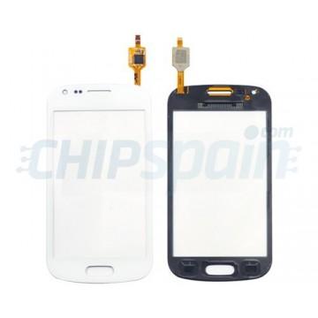 Pantalla Táctil Samsung Galaxy Trend/S Duos -Blanco