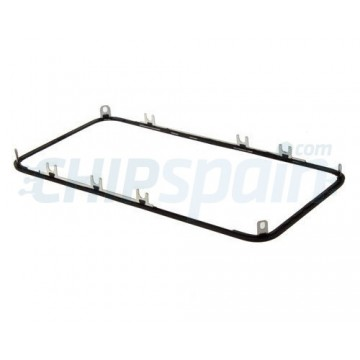 Front Frame Screen iPhone 4S -Black