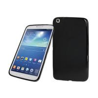 """Case TPU Samsung Galaxy Tab 3 (8"""") -Black"""