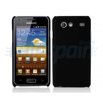 841bfa7ef45 Funda de Plástico Samsung Galaxy S Advance -Preto - ChipSpain.com