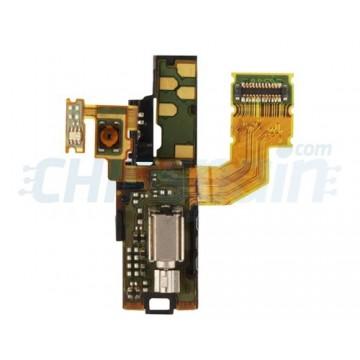 Cabo Flexível on/off Switch e Vibração Buzzer Sony Ericsson Xperia Arc