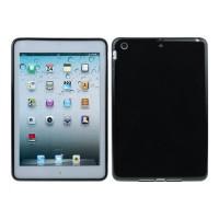 Capa de TPU iPad Mini/iPad Mini 2 -Preto