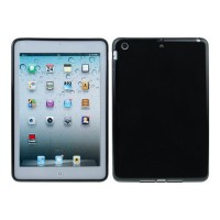 Funda de TPU iPad Mini/iPad Mini 2 -Negro