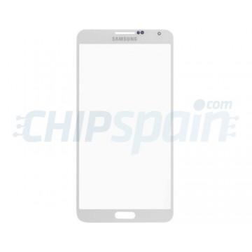 Cristal Exterior Samsung Galaxy Note 3 -Blanco
