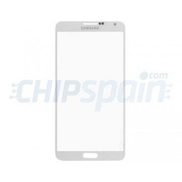 Exterior Glass Samsung Galaxy Note 3 -White