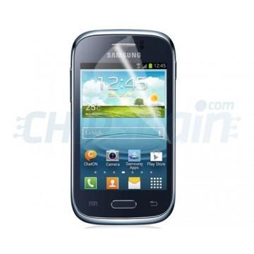 Película de ecrã Clear Samsung Galaxy Young