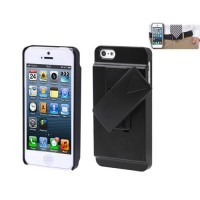 Carcasa Belt Clip iPhone 5/5S -Negro
