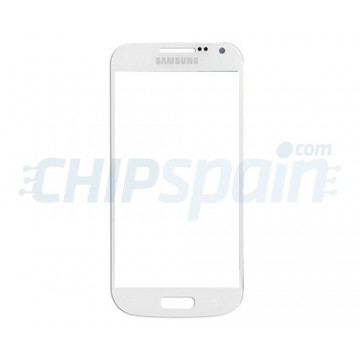 Exterior Glass Samsung Galaxy S4 Mini -White